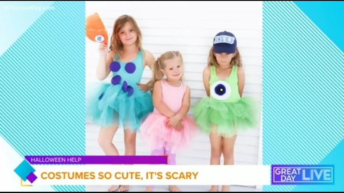 Costumes so cute, its scary