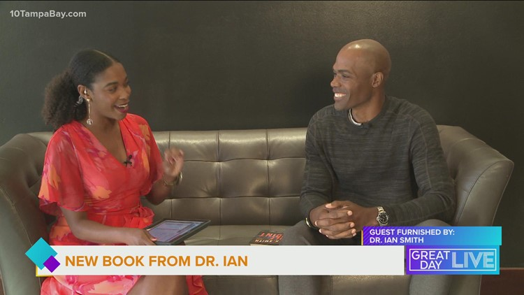 Dr. Ian Smith discusses new novel