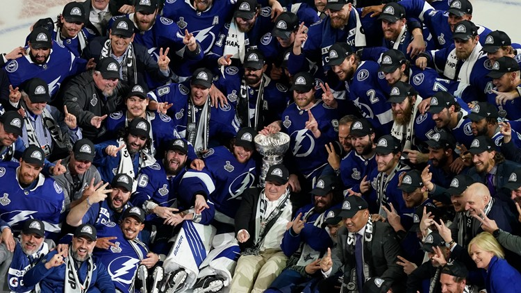 Salary cap looms over keeping Lightning's back-to-back Stanley Cup championship roster together