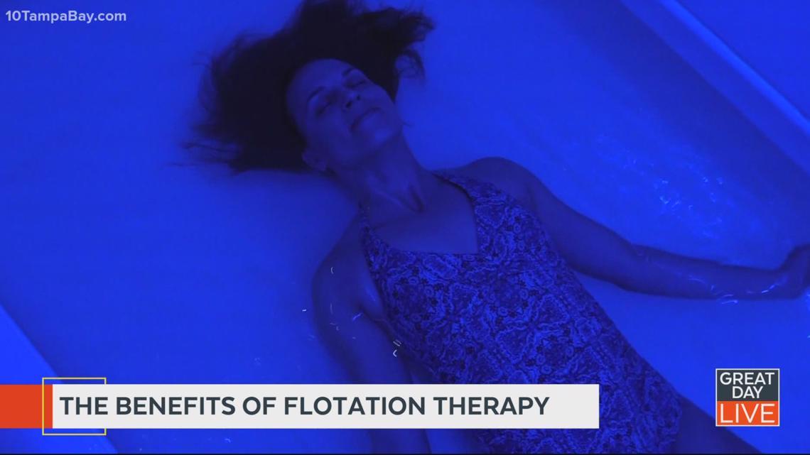 Float away your worries