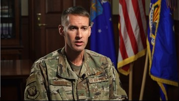 'This is something that we have to make sure we get right:' MacDill AFB commander talks mold problems