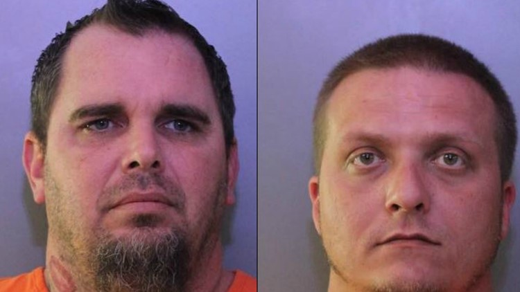 Air conditioning technicians accused of scamming elderly woman