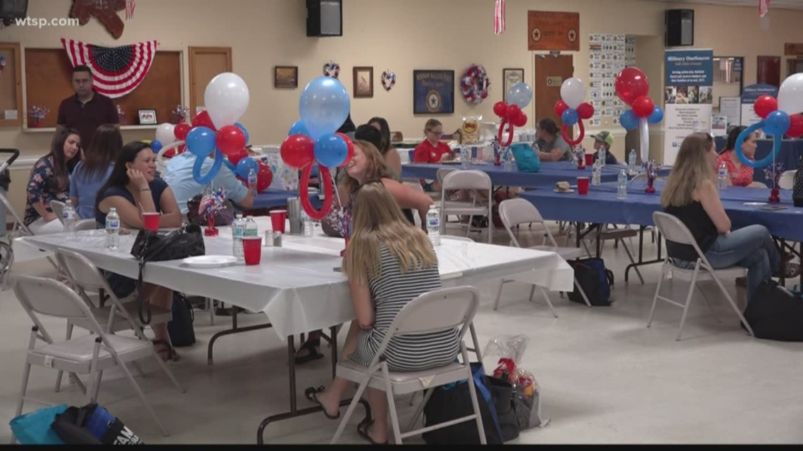 Operation Homefront Helps Expectant Military Moms Wtsp
