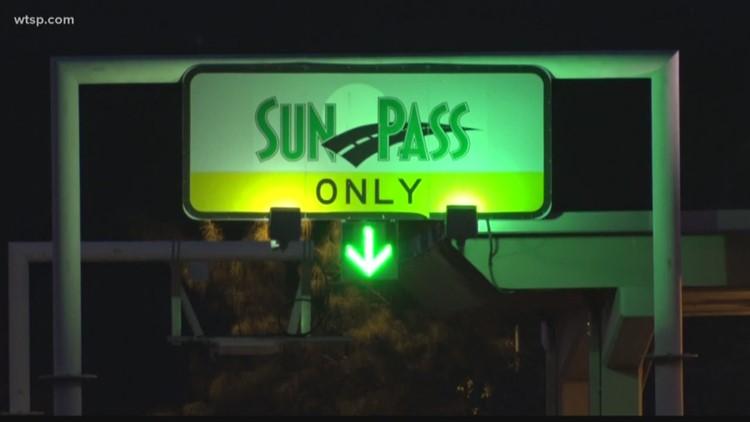 SunPass backlog of unpaid tolls totals $90M