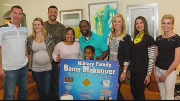 Former Bucs wide receiver Vincent Jackson helps renovate veteran's home