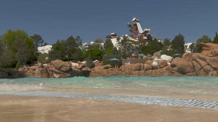 Disney's Blizzard Beach reopens