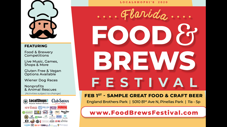 Food and Brews Festival