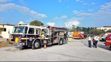 UCF employee burned in chemical reaction on campus
