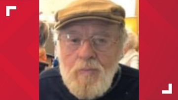 Deputies need help finding a missing man with a walker
