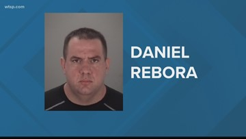 Firefighter accused of having child porn on his phone
