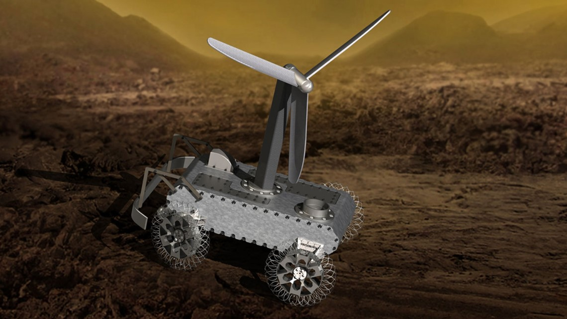 NASA wants your help in developing a Venus rover to 'explore hell'