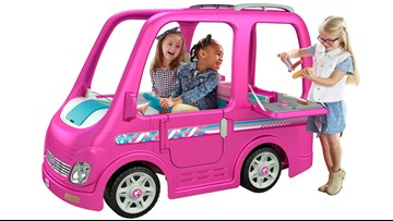 These Barbie Dream Campers could pose an injury risk to your child