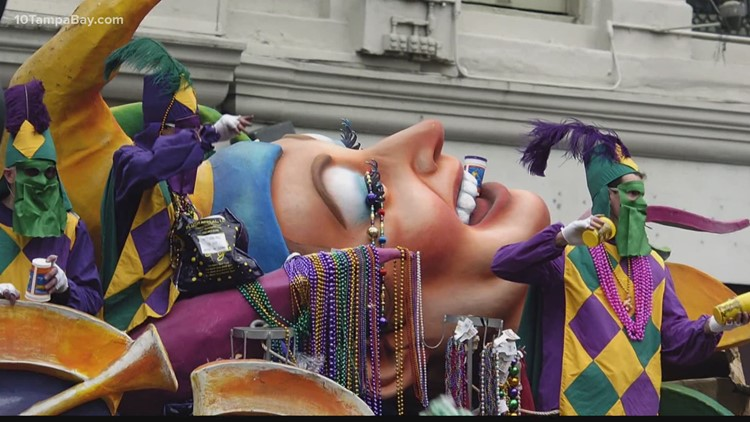 What's Mardi Gras all about?