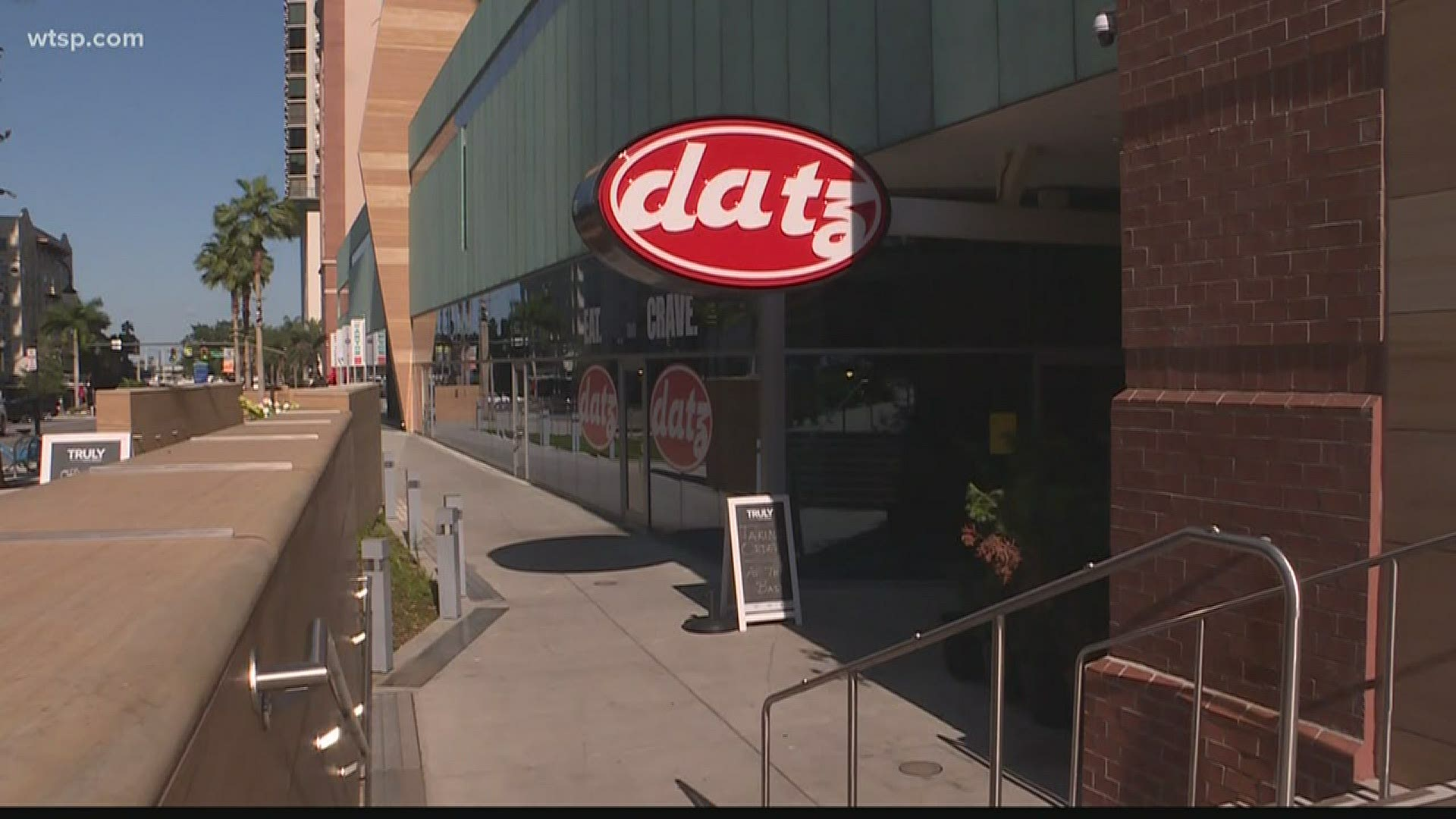 Tampa Restaurants Start Reopening To A New Normal Wtsp Com