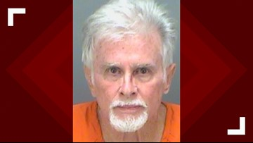 St. Pete man sexually abused Alzheimer's patient, rewarded her with chocolate, police say