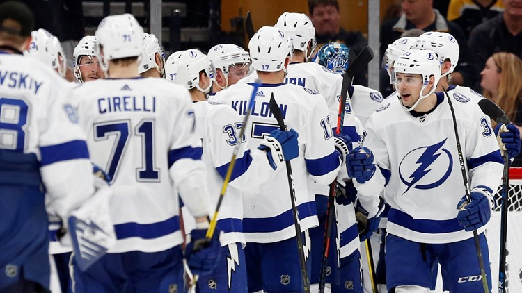 Tampa Bay Lightning Release Preseason Game Schedule Wtsp Com
