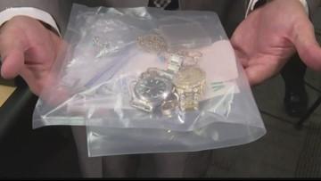 Detectives: $16 million in jewelry stolen in store burglaries around Florida
