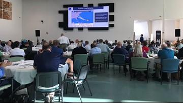 Port Tampa Bay hosts hurricane training simulation