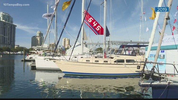St. Petersburg Power and Boat Show sets sail this weekend