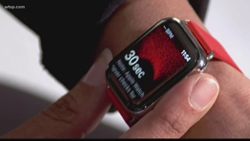Scammers target smartwatches using Touch ID