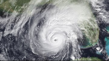 Think hurricane season is over? Not yet