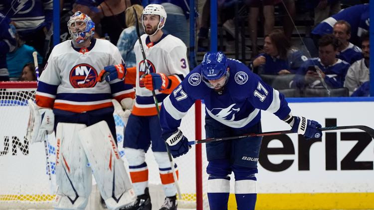Bolts-Islanders Game 2 preview: 'No panic' with Tampa Bay
