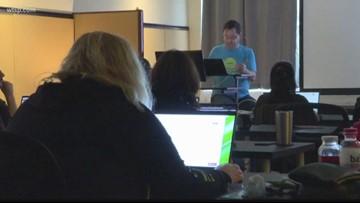 Computer programming classes in St. Petersburg teach coding