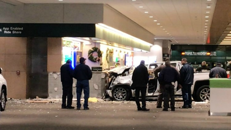 Driver who slammed into Sarasota airport might never wake up