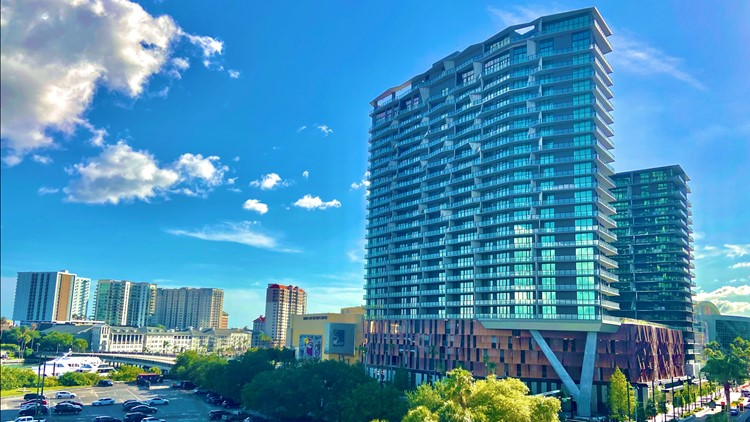 Tampa's rent prices among fastest rising in nation