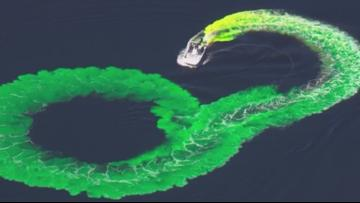 Hillsborough River to turn bright green for St. Patrick's Day