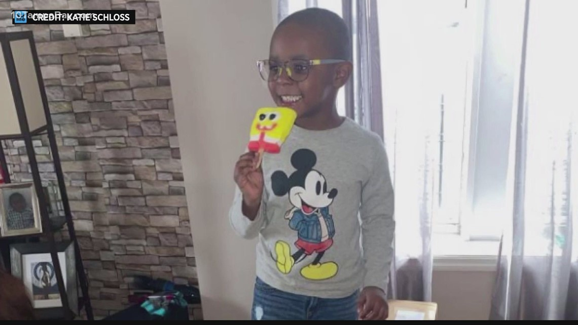 4-year-old boy orders $2,600 worth of SpongeBob popsicles
