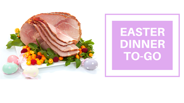 Here's where you can get Easter dinner to go this year