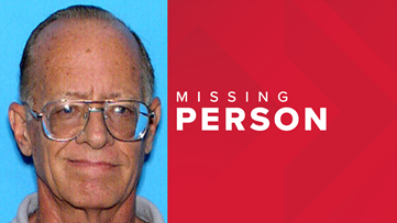 Search ongoing for missing North Port man with dementia