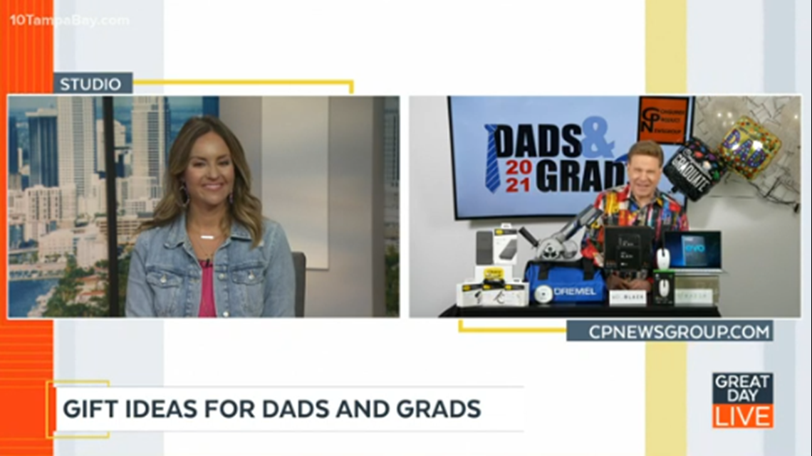 Gift Ideas for Dads & Grads