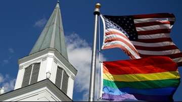 United Methodist Church agrees to split amid LGBTQ differences