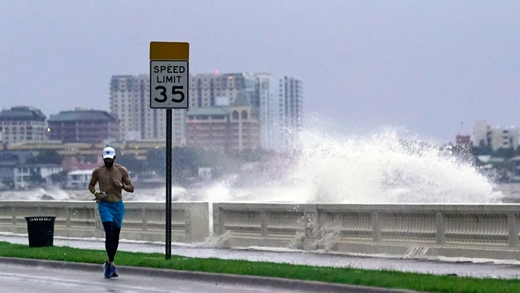 Post-storm dangers: delayed storm surge and clean-up accidents