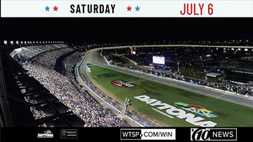 Win tickets to the Coke Zero Sugar 400