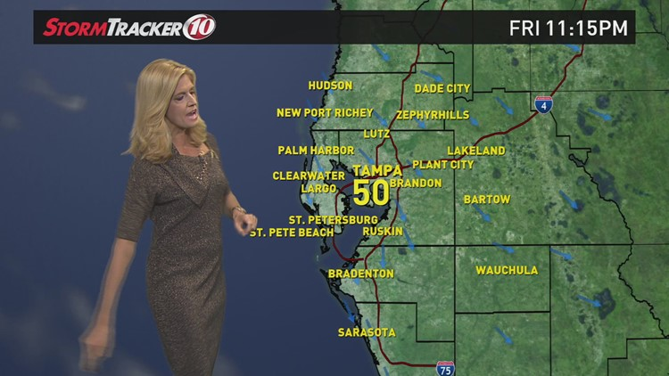 Tampa Bay Times Weather Forecast Wtsp Com