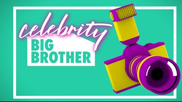 Ryan Lochte, Anthony Scaramucci and Dina Lohan compete in Celebrity Big Brother 2