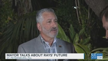 Rays can't split season with Montreal, St. Pete Mayor Rick Kriseman says