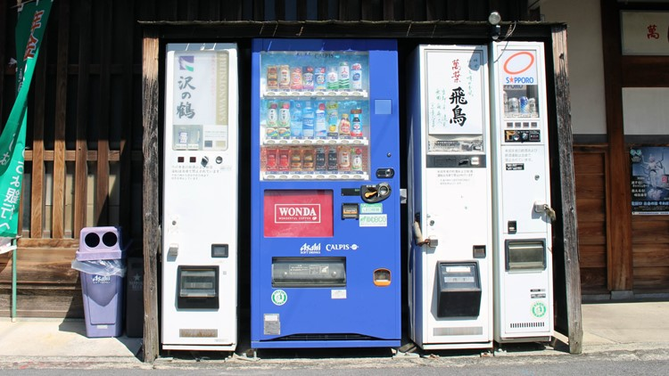 St. Pete couple brings old vending machines to life