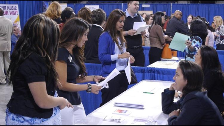 Sarasota job fair features hundreds of positions