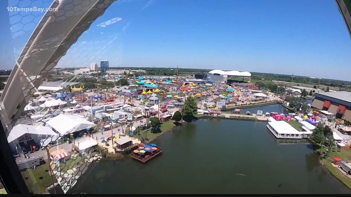 Florida State Fair kicks off festivities Thursday