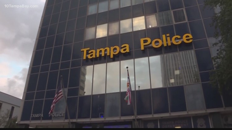Minutes after Chauvin verdict, Tampa's police task force meets