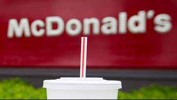 Man says McDonald's sweet tea came with weed inside