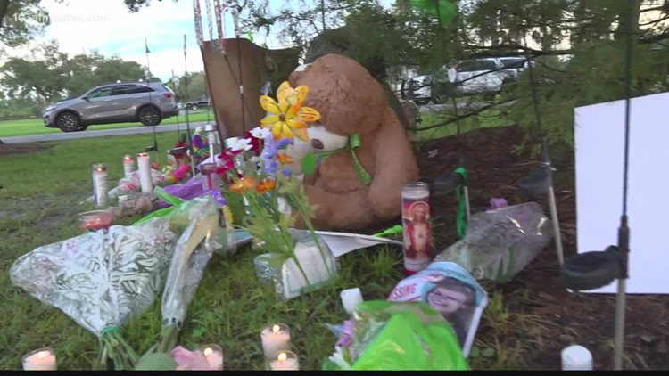 North Port community holds another vigil for Gabby Petito