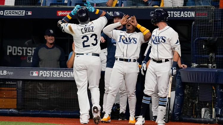 Rays fans show up for postseason games after a year of low attendance numbers