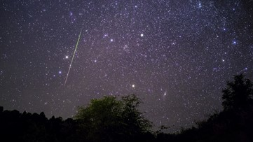 Leonids meteor shower to light up the sky -- if you can see them