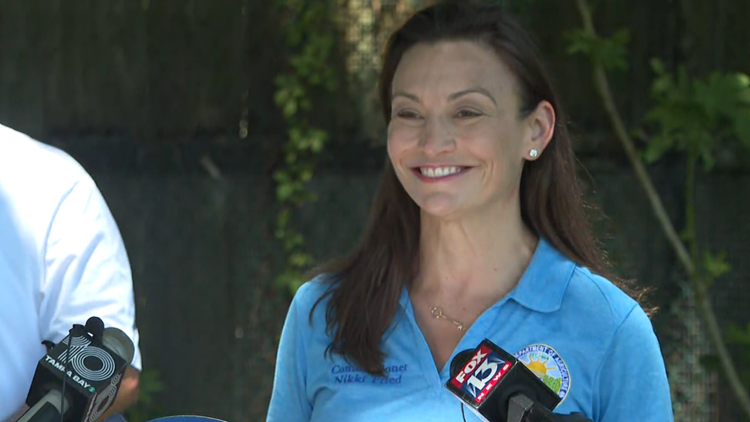 'We are re-writing the rules': Florida Agriculture Commissioner Nikki Fried outlines new state Clean Water Initiative