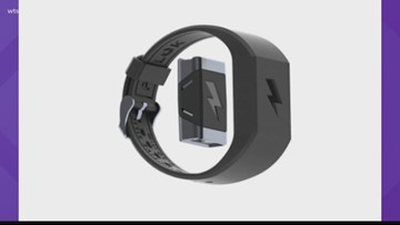 Device promises to shock you out of your bad habits   10News WTSP